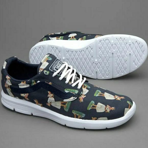 6dd27947329 New Vans Iso 1.5 Digi Hula Sneakers